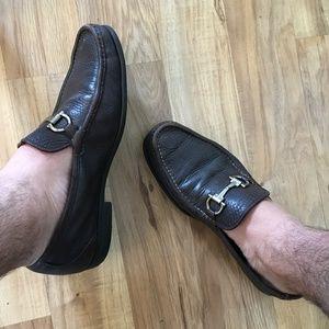 Salvatore Ferragamo Men's Driving Loafers Sz: 10